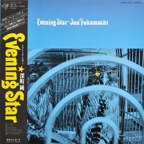 Jun Fukamachi - Sea Horses dans Funk & Autres junfukamachi_eveningstar